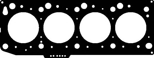 027102 Прокладка ГБЦ