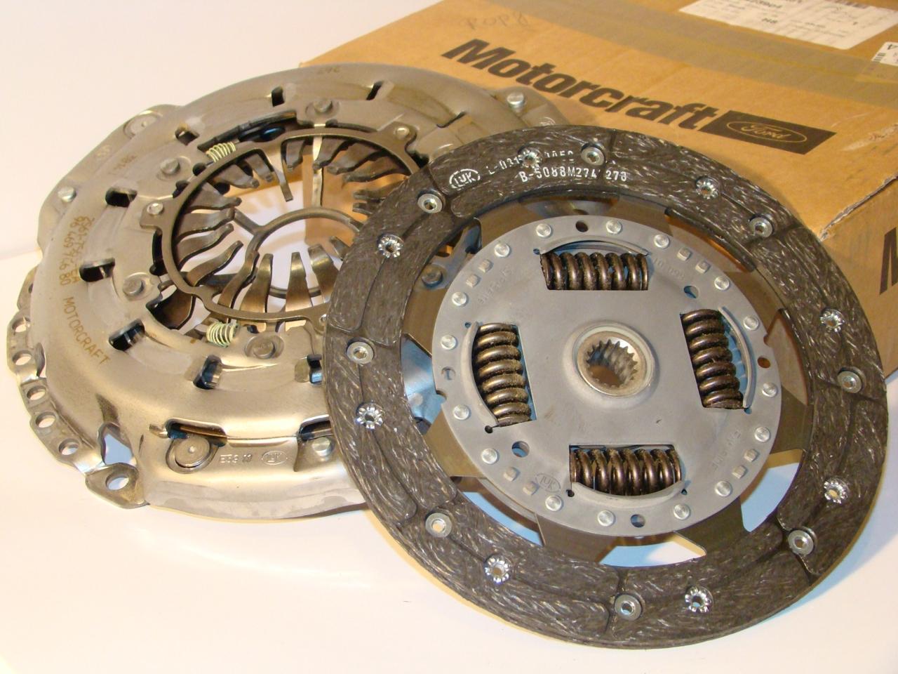 Замена сцепления на форд фьюжен робот 1.4 своими руками