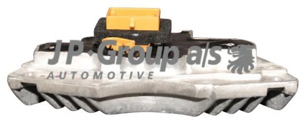 1128001700 Блок управления вентилятора кондиционера / AUDI A-4;SKODA Superb; VW Passat-V 95~