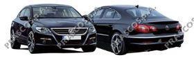 VW6201021 Бампер передний грунтованный (для а/м с парктроником) / VW Passat CC 09~12