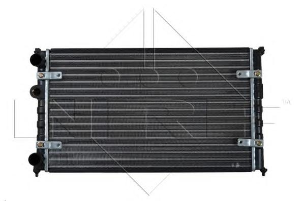 54688 Радиатор VW Caddy II -04