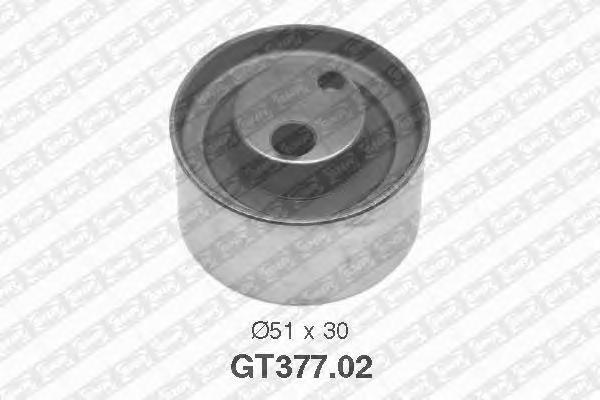 GT37702 Ролик ремня ГРМ SUZUKI SWIFT/VITARA 1.0-1.6 89-