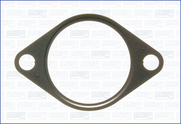 01231200 Прокладка приемной трубы HYUNDAI: COUPE 2.0/2.0 GLS 01-09, ELANTRA седан 1.6 CRDi 10-, SONATA V 2.0 VVTi GLS/2.4 05-, S
