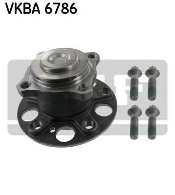 VKBA6786 Ступица с подшипником MB A W176/B W246/GLA X156 11- зад.