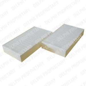 TSP0325199 Фильтр салона MB W164/W251 (упак.2шт.)