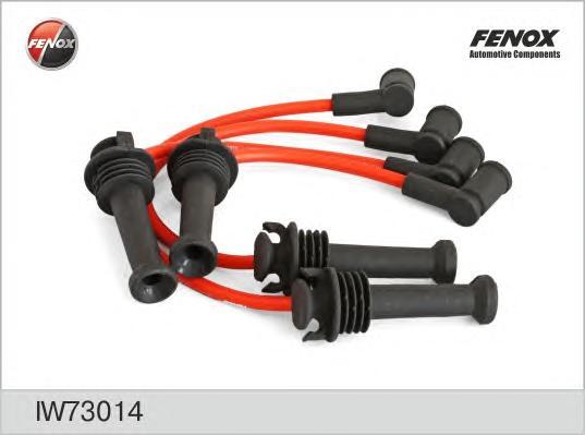 IW73014 Комплект пpоводов зажигания Ford Focus I