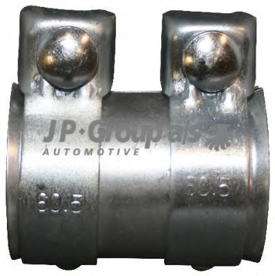 1121401800 Хомут глушителя (60X88mm) / VAG