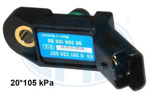 550130 Датчик, давление во впускном газопроводе