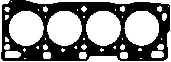 10144100 Прокладка ГБЦ MAZDA: 3 2.0 MZR-CD 03-09, 3 седан 2.0 MZR-CD 00-09, 323 F VI 2.0 TD 98-04, 323 S VI 2.0 DiTD/2.0 TD 98-0
