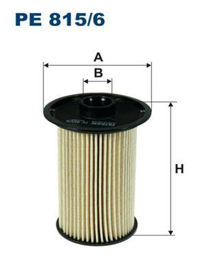 PE8156 Фильтp топливный