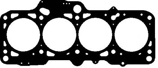 235831 Прокладка ГБЦ VW/SKODA 2.0 98-