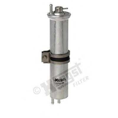 H283WK Фильтр топливный BMW: 7 01-