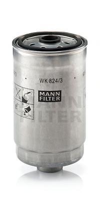 WK8243 Фильтр топливный HYUNDAI/KIA 2.0/2.2 CRDI
