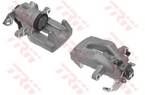 BHN351 Суппорт тормозной CITROEN C2/С3 02-/PEUGEOT 1007 1.6 05- зад.лев.