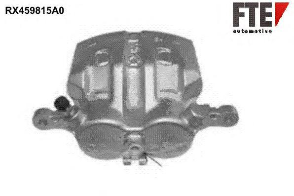 RX459815A0 Тормозной суппорт Fr L NI X-Trail (T30) восст.
