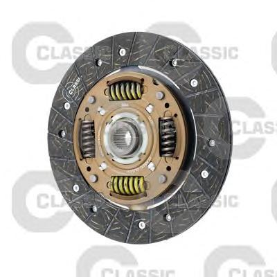 786011 Сцепление к-т VW GOLF III-IV/CADDY/POLO/SEAT 1.6-1.9D 91-04