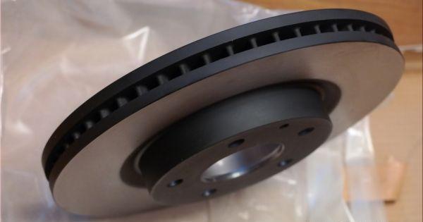 K01133251B Диск тормозной передний Мазда СХ-5