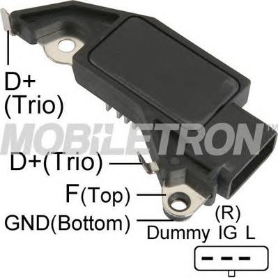 VRD276 Реле-регулятор генератора DAEWOO 14.7V 276010D403139467 DAEWOO: