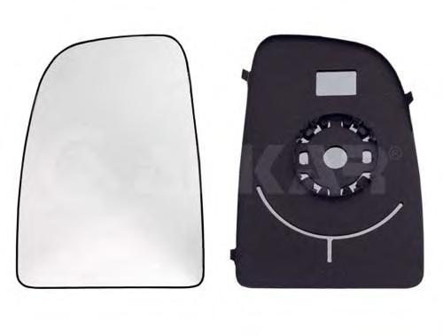 6402922 Стекло зерк прав BOX JUMP III (бол) без обогрева