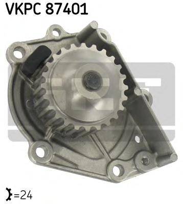 VKPC87401 Деталь VKPC87401_помпа! Rover 100 200 4