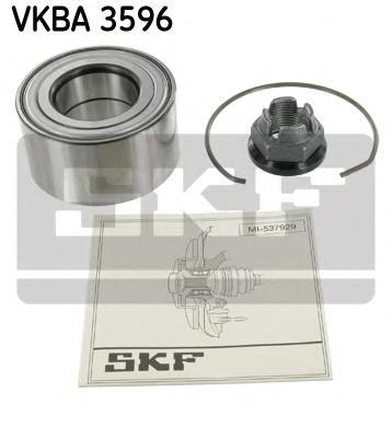 VKBA3596 Подшипник ступ.RENAULT LOGAN/MEGANE передний без АБС