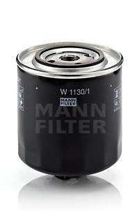 W11301 Фильтр масляный AUDI 100/A6 2.0D-2.5D/VW T4 1.9D