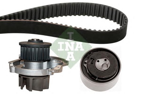 530046230 Комплект ремня ГРМ ALFA ROMEO/FIAT/LANCIA 1.2/1.4 (с помпой)