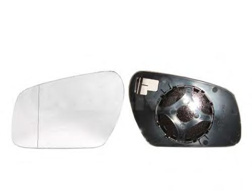 6451378 Стекло зеркала левое / FORD Focus-II,Mondeo-III 03~