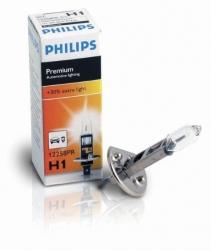12258PRC1 Лампа H1 Premium 12V 55W P14.5s