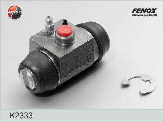 k2333 Колесный тормозной цилиндр