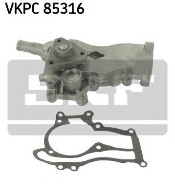 VKPC85316 Насос водяной OPEL ASTRA J/CORSA D/MERIVA B 1.2/1.4