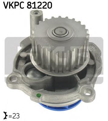 VKPC81220 Насос водяной VAG 1.6/2.0 95