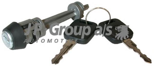 1190400500 Замок зажигания-с ключом / AUDI-100,200 82~91