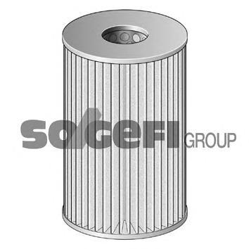 CH5855 Фильтр масляный OPEL