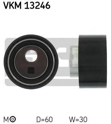VKM13246 Ролик натяжной ремня ГРМ Citroen. Peugeot 2.0HDI-2.2HDI 99