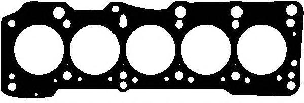 H0099700 Прокладка ГБЦ VAG,  2,4D AAB 4дыр (метал.)