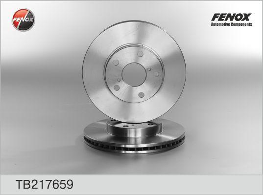 TB217659 Диск тормозной TOYOTA RAV 4 II 1.8/2.0 00-06 передний вент.