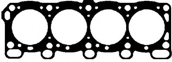 615244010 Прокладка ГБЦ Mazda B2200 2.2D R2 87