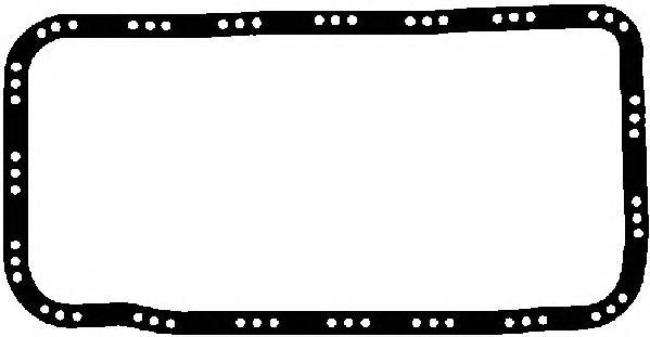 14061300 Прокладка поддона HONDA CIVIC 1.6-1.8 B16A1/2/B18C4/6 89-01