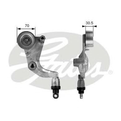 T39077 Натяжитель ремня приводного HONDA CR-V/ACCORD 2.0 07-