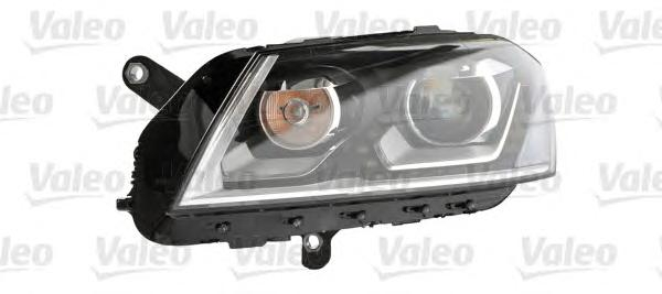 044505 Фара L VW PASSAT 10- D3S