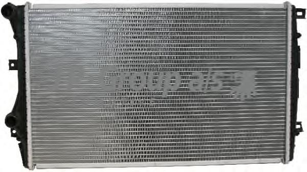 1114206100 Радиатор охлаждения двигателя / AUDI,VW,SEAT,SKODA 1.4-1.9 TDI/TSI 03~