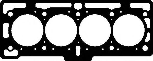 431551 Прокладка ГБЦ RENAULT LOGAN/SANDERO 1.4/1.6 K7M/K7J 04-