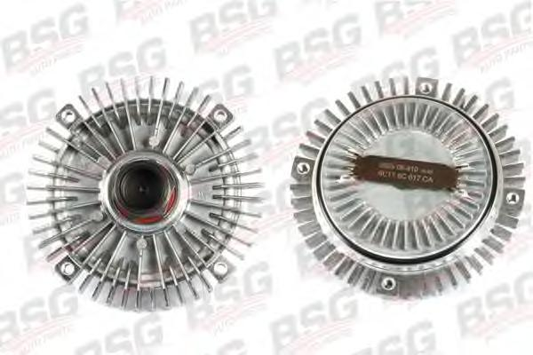 BSG30505006 Виско-муфта вентилятора / FORD Transit 2.0/2.4 Duratorq DI/TDCI 04/06~