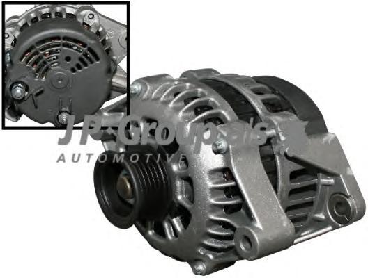 1290100600 Генератор 14V-70A / OPEL Astra F, Calibra, Vectra A, Vecta B, Omega B, Corsa B, Tigra