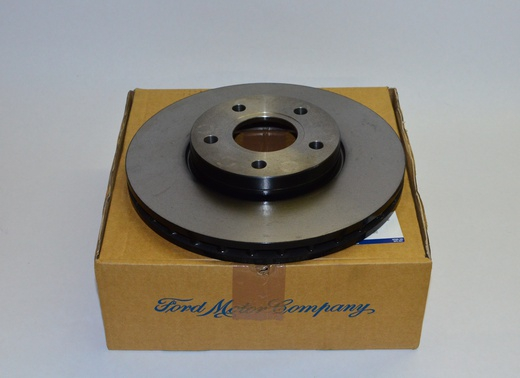 1790221 Диск тормозной передний Фокус 3/C-Max 1.6л