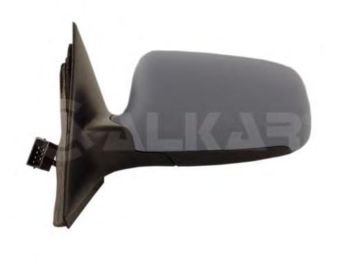 6126797 Зеркало в сборе с электрорегулировкой правое (элемент convex) / AUDI A6 98~05