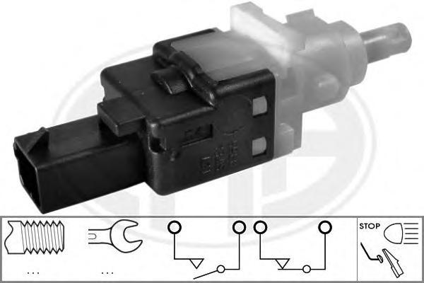 330517 Выключатель стоп-сигнала CITROEN/PEUGEOT/FIAT