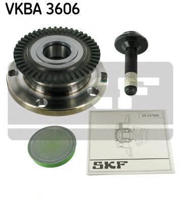 VKBA3606 Подшипник ступичный задн AUDI: A4 01-