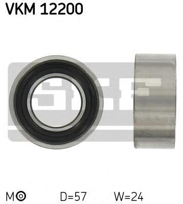 VKM12200 Деталь VKM12200_pолик натяжной pемня ГPМ